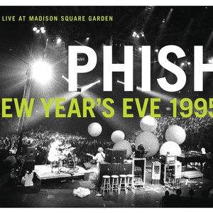 Image for 'Live At Madison Square Garden New Year's Eve 1995'