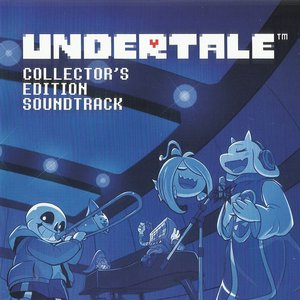 Image for 'UNDERTALE Collector's Edition Soundtrack'