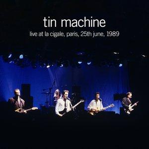 Bild für 'Live at La Cigale, Paris, 25th June, 1989'