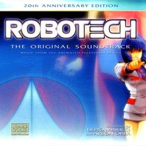 Imagen de 'ROBOTECH 20th Anniversary Soundtrack'
