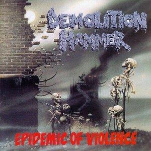 Image for 'Epidemic Of Violence'