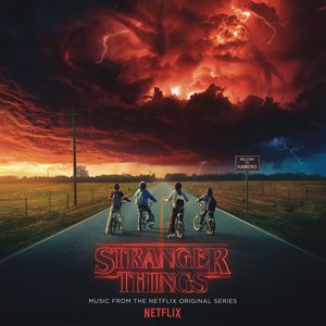 Image for 'Stranger Things (Soundtrack from the Netflix Original Series)'