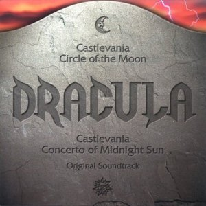 Image for 'Akumajo Dracula Circle of the Moon & Castlevania Concerto of Midnight Sun Original Soundtrack'