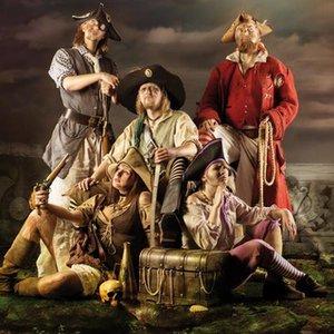 Bild für 'Mr. Hurley & Die Pulveraffen'