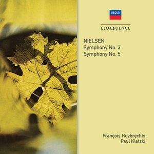 Image for 'Nielsen: Symphonies Nos. 3 & 5'