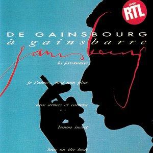 Изображение для 'De Gainsbourg à Gainsbarre'