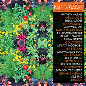 Image for 'Soul Jazz Records presents KALEIDOSCOPE - New Spirits Known and Unknown'