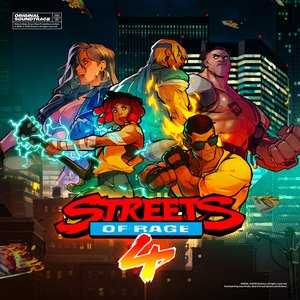 Image for 'Streets of Rage 4'