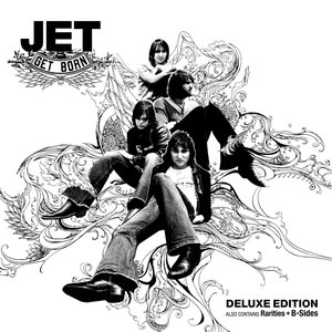 Image for 'Get Born (Deluxe Edition)'