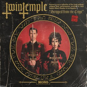 Image for 'Twin Temple Present a Collection of Live (And Undead) Recordings from Their Satanic Ritual Chamber… Stripped from the Crypt'