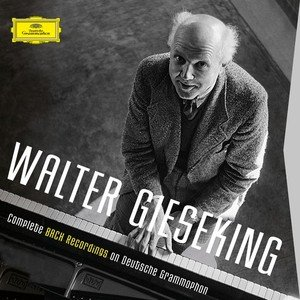Image for 'Complete Bach Recordings On Deutsche Grammophon'