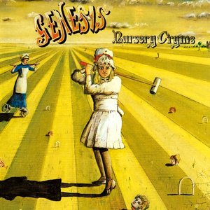 Image for 'Nursery Cryme'