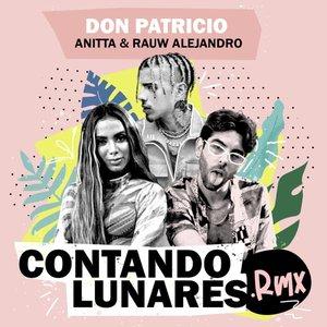 Image for 'Contando Lunares (feat. Anitta & Rauw Alejandro) [Remix]'