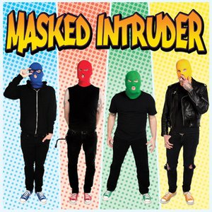 Image for 'Masked Intruder'