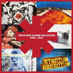 Изображение для 'The Studio Album Collection 1991-2011'