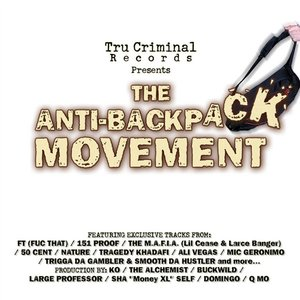Image for 'The Anti-Backpack Movement'