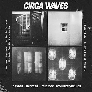Изображение для 'Sadder, Happier - The Box Room Recordings'