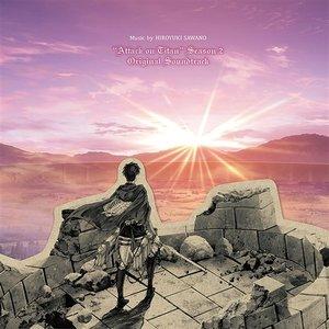 "Image for 'TV Anime ""Attack on Titan Season 2"" (Original Soundtrack)'"