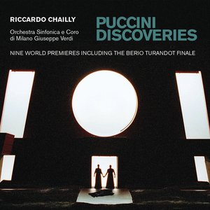 Image for 'Puccini Discoveries'