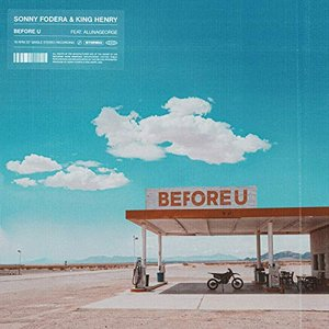 Image for 'Before U (feat. AlunaGeorge)'