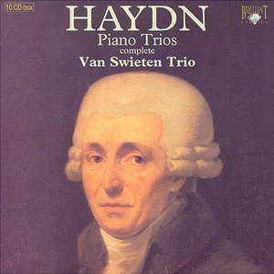 Image for 'Haydn: Piano Trios Complete'