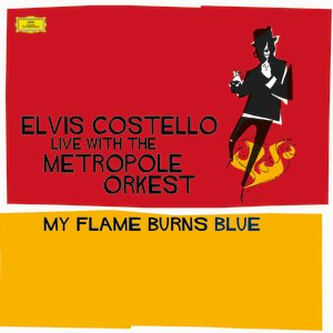 Image for 'Costello: My Flame Burns Blue'