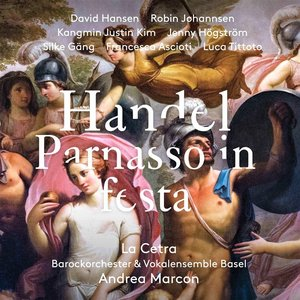 Image for 'Handel: Parnasso in festa, HWV 73 (Live)'