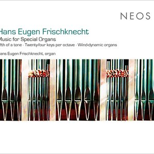 Image for 'Music For Special Organs'