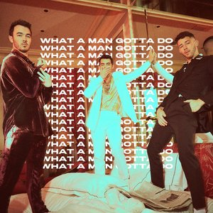 Image for 'What A Man Gotta Do'