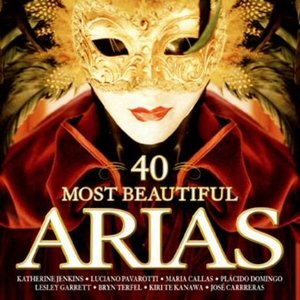 Image for '40 Most Beautiful Arias'