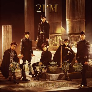 Image for 'LEGEND OF 2PM'