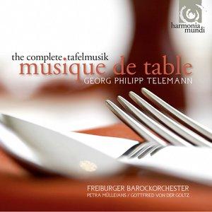 Image for 'Telemann: Complete Tafelmusik'