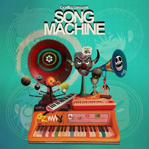 Image for 'Song Machine, Season One: Strange Timez (Deluxe)'