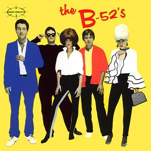 Image for 'The B-52's'