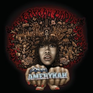 Image pour 'New Amerykah, Part One (4th World War)'