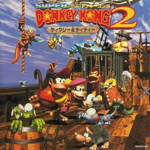 Image for 'Donkey Kong Country 2'