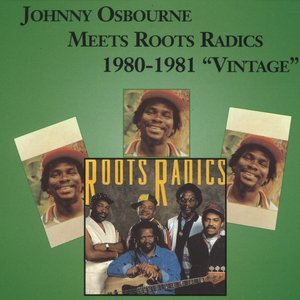 "Image for 'Meets Roots Radics: 1980-1981 - ""Vintage""'"