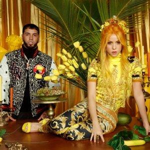 Image for 'Shakira & Anuel AA'