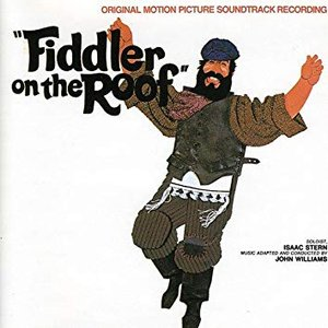 Image for 'Fiddler on the Roof (Original Motion Picture Soundtrack)'