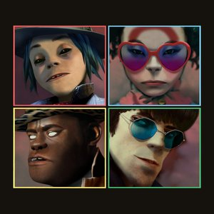 Image for 'Humanz (Deluxe)'