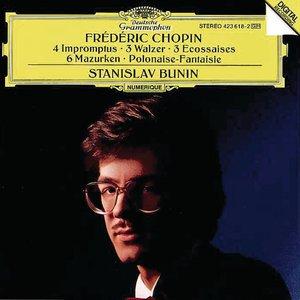 Image for 'Chopin: Impromptus opp. 29, 36, 51, 66; Valses op. posth.; Ecossaises op. 72 No. 3; Mazurkas opp. 30,2-41,1-63,3-56,2-67,3 u. 4, Polonaise-Fantaisie op.61'