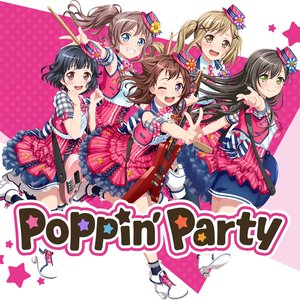 Image for 'Poppin'Party'