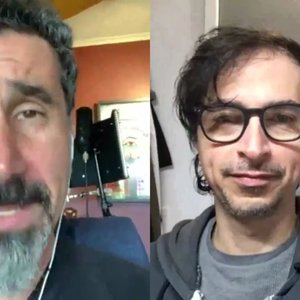 Image for 'Jimmy Urine and Serj Tankian'