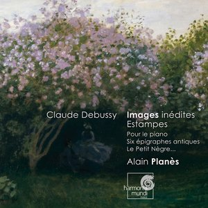 Image for 'Debussy: Estampes, Pour le piano, Piano works'