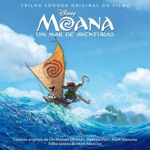 Imagem de 'Moana: um mar de aventuras (Trilha sonora original em português)'