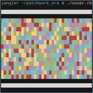 Image pour 'patchwork era'