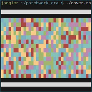 Image for 'patchwork era'
