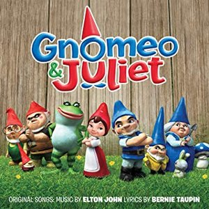 Image for 'Gnomeo and Juliet (Original Motion Picture Soundtrack)'