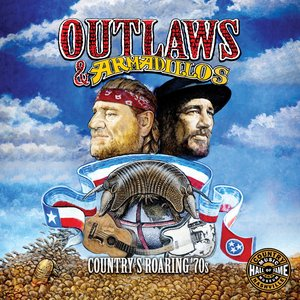 Image for 'Outlaws & Armadillos: Country's Roaring '70s'