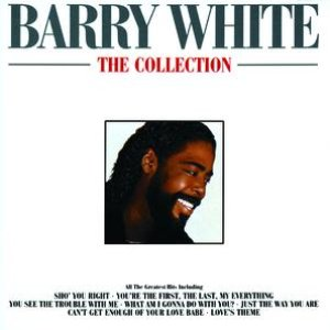 Image for 'Barry White - The Collection'